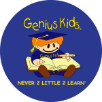 Genius Kids logo